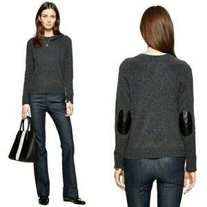 NWOT Kate Spade Tab Bow wool sweater